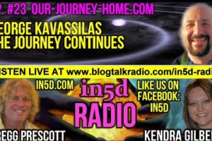 In5D Radio Contactee George Kavassilas – Episode #23