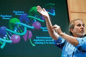 Bruce Lipton – How Our Thoughts Control Our DNA