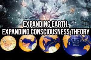 Expanding Earth, Expanding Consciousness Theory