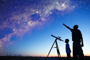 Astronomy 101 – Introduction to Stargazing