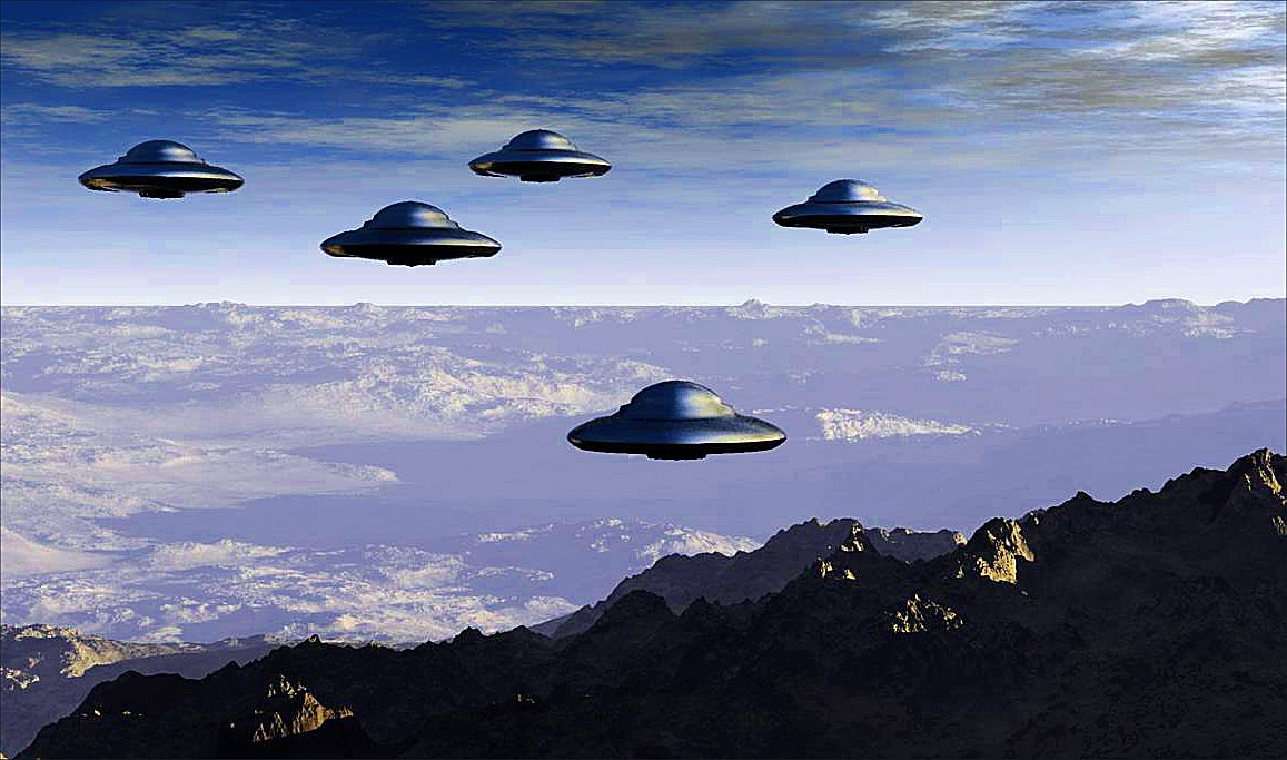 Several Fleets Of UFO's Spotted In Sarasota, FL 09-12-15