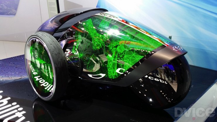 4 Amazing Futuristic Car Technologies That Exist Today