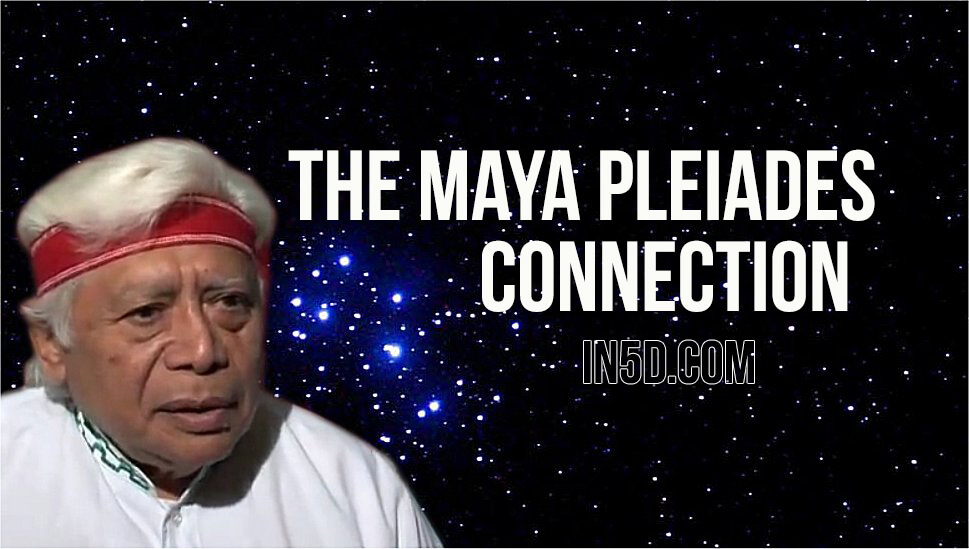 The Maya Pleiades Connection