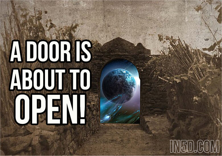 A Door Is About To Open!