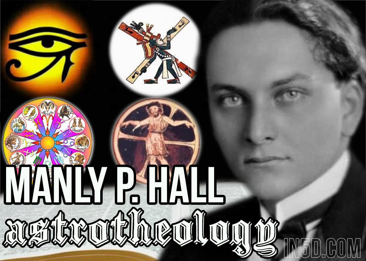 Manly P. Hall - AstroTheology