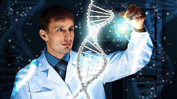 Scientists Find Hidden Language In Human Genetic Code