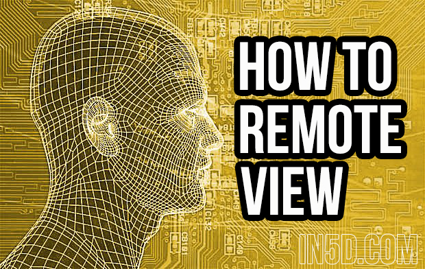 FREE Remote Viewing Training Tutorial: How To Remote View