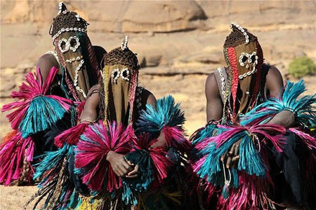 The Dogon revered the Nommo and regarded them as civilizing gods.