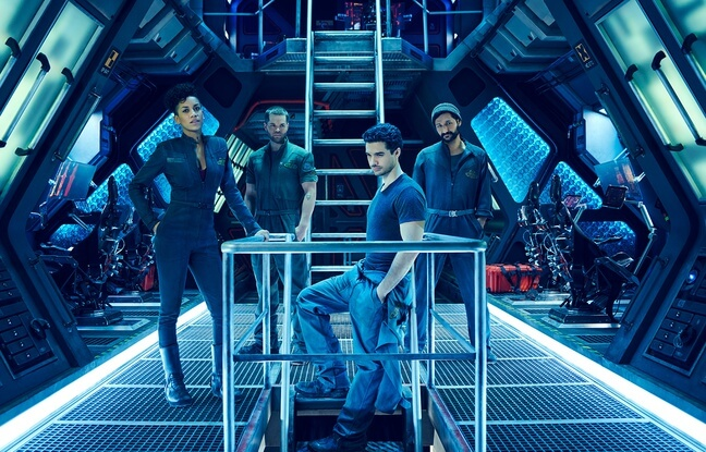 Secret Space Program Is Amazingly Depicted In A New Syfy TV Series