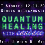 Quantum Healing with Candace – Jeroen De Wit & The Lou Gehrig Reincarnation Case