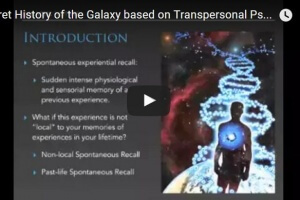 Adam Apollo – Secret History Of The Galaxy Based On Transpersonal Psychology Project