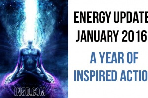 Energy Update January 2016 – A Year Of Inspired Action