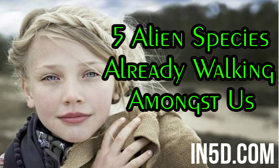 5 Scientific Theories About What Aliens Might Look Like