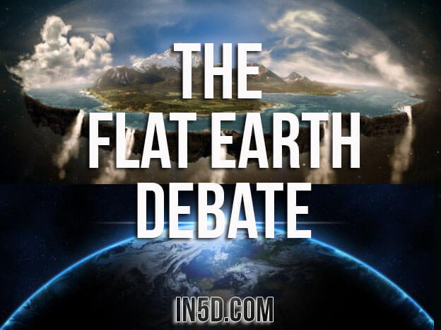 The Flat Earth Debate
