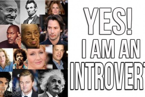 Yes, I Am An Introvert!