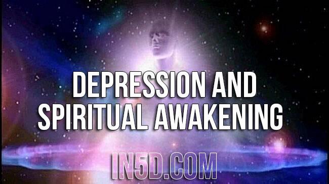 Depression And Spiritual Awakening