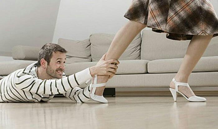 Как сделать так чтобы парень бегали за тобой