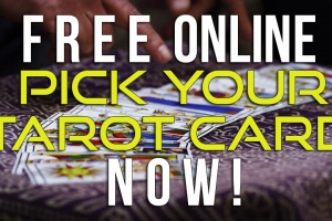 FREE Interactive Tarot Card Reading – Pick Your Card NOW!
