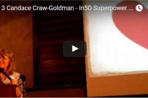 Candace Craw-Goldman – In5D Superpower Activation Conference