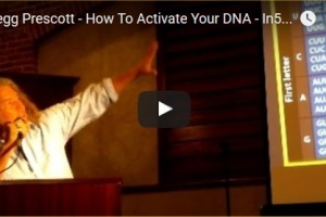 Gregg Prescott – How To Activate Your DNA – In5D Superpower Activation Conference
