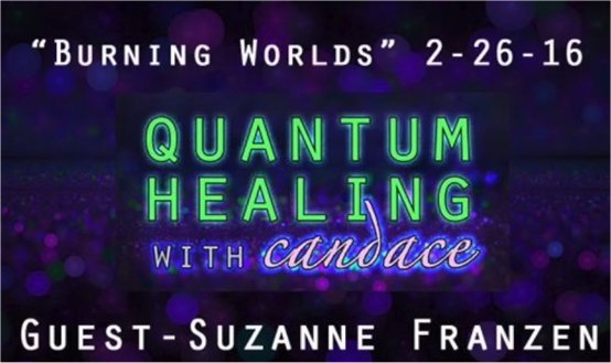 Quantum Healing with Candace with Suzanne Franzen