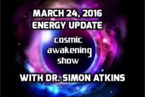Dr. Simon Atkins Returns To In5d With An Energy Update