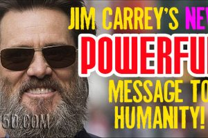 Jim Carrey Strikes Again With Another POWERFUL Call To Humanity. You Need To Hear This!