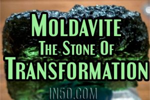 Moldavite – The Stone Of Transformation