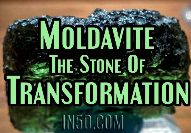 Moldavite - The Stone Of Transformation