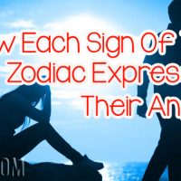 How Each Sign Of The Zodiac Expresses Their Anger