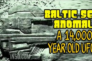 Baltic Sea Anomaly – A 14,0000 Year Old UFO?