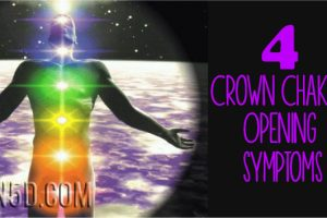 4 Crown Chakra Opening Symptoms