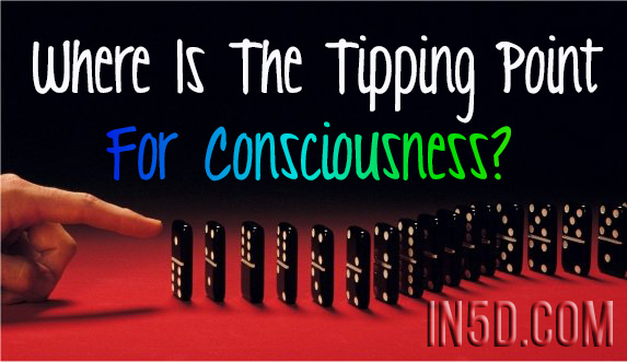 Where Is The Tipping Point For Consciousness?