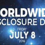 Friday July 8, 2016 – World Disclosure Day