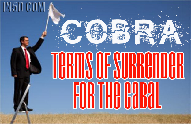 COBRA - Terms Of Surrender For The Cabal