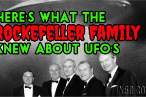 Here's What The Rockefeller Family Knew About UFO's