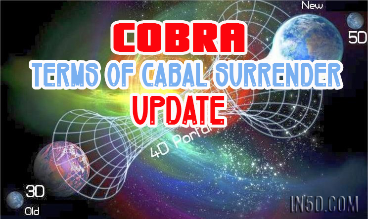 Cobra - Terms of Surrender Update