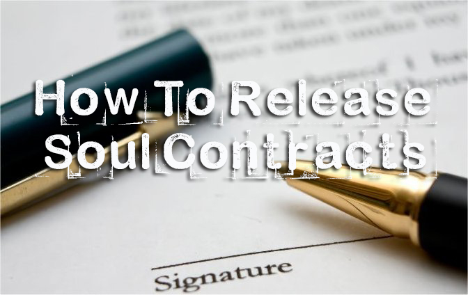 How To Release Soul Contracts