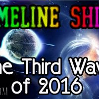 Timeline Shift – The Third Wave of 2016