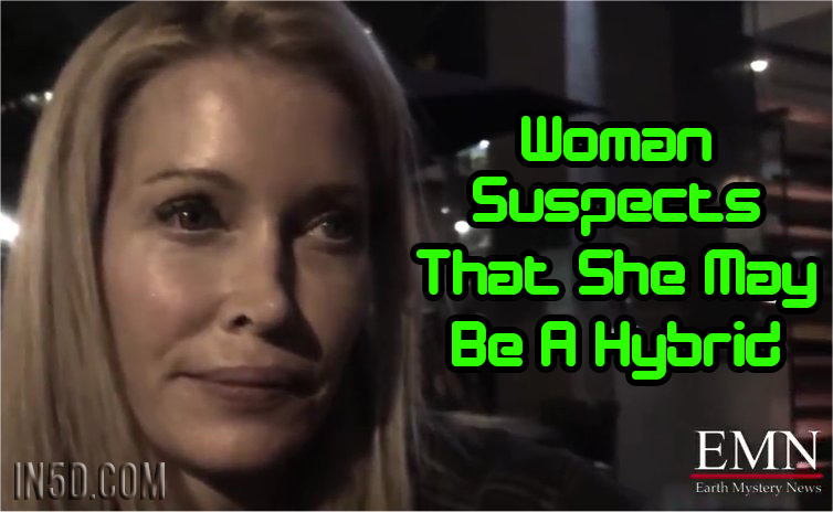 Mysterious Birth Has This Woman Suspect That She May Be A Hybrid