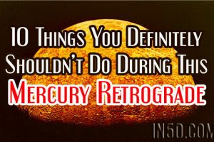 10 Things You Definitely Shouldn't Do During This Mercury Retrograde (Aug. 30-Sept. 22)