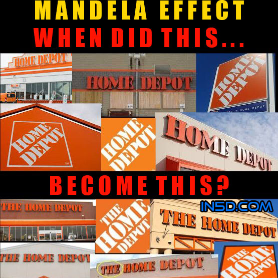 Home Depot or THE Home Depot?
