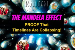 The Mandela Effect –  PROOF That Negative Timelines Are Collapsing!
