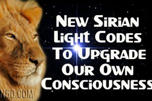 New Sirian Light Codes to Upgrade Our Own Consciousness