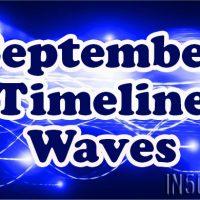 September Timeline Waves