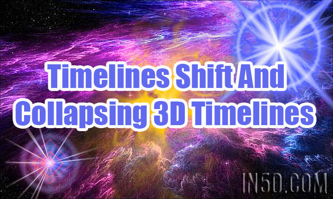 Lisa Renee - Timelines Shift And Collapsing 3D Timelines