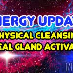 Energy Update – Physical Cleansing, Pineal Gland Activation