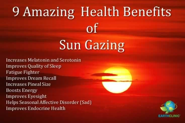 Is Open-Eye Sungazing Safe?
