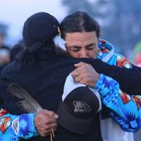 Former Enemy Tribe Unifies In Peace With Standing Rock