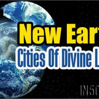 New Earth – Cities Of Divine Light
